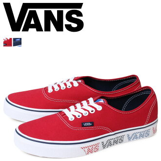 VANS authentic vans men sneakers station wagons AUTHENTIC VN0A38EMMQO VN0A38EMMQP shoes [the 3/8 additional arrival]