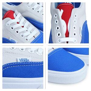 VANSERAPROバンズエラプロメンズスニーカーVN0A38FRMV2ヴァンズ靴ブルー[2/22新入荷]