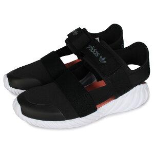 【最大1000円OFFクーポン】 adidas Originals DOOM SANDAL C アディダス オリジナルス ドゥーム サンダル キッズ ブラック 黒 FV7600