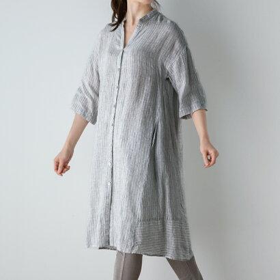 LinoeLina(リーノ・エ・リーナ)ワンピースE54-6ヴィシー【LinoeLinaリーノエリーナ】