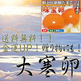【大寒卵】送料無料 味宝卵 30個入り 1/20発送