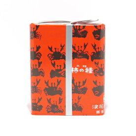 【元祖】 浪花屋 柿の種 縦缶 (190g) [ 新潟 お土産 ][ 米菓 ][ ギフト 贈答用 内祝 御祝 ]