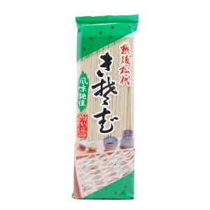 伝統仕上げ きそば (1把) [ へぎそば ][ 新潟 お土産 ][ 乾麺 ]