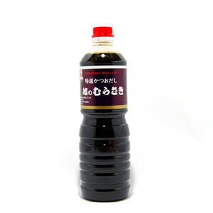 だし醤油 越のむらさき (1L) [ 新潟 調味料 ]