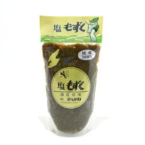佐渡産 塩 もずく (350g×3パック) [ 新潟 海産物 ]