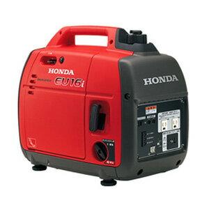 【送料無料】発電機インバーター4サイクルホンダ【HONDAインバーター発電機EU16i(ポータブル発電機)】
