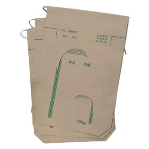 新品米袋 ひも付15kg用 100入り