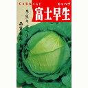 キャベツ 種 【 富士早生 】 種子 小袋(約1.5ml) ( 種 野菜 野菜種子 野菜種 )