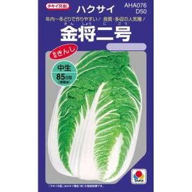 白菜 種 【金将二号】 DF 2.5ml ( 種 野菜 野菜種子 野菜種 )