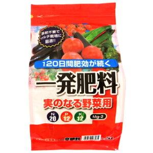 園芸用品肥料【実のなる野菜用一発肥料1kg】