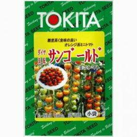 ミニトマト 種 【サンゴールド】 小袋(20粒) ( 種 野菜 野菜種子 野菜種 ) ★