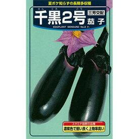 なす 種 【千黒2号】 1ml ( 種 野菜 野菜種子 野菜種 )