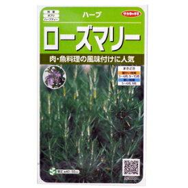 ハーブ 種 【 ローズマリー 】 種子 実咲小袋 ( 種 野菜 野菜種子 野菜種 )