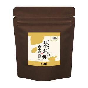 noi栗のお茶ノンカフェイン14g7包小布施堂ホーリーバジル国産