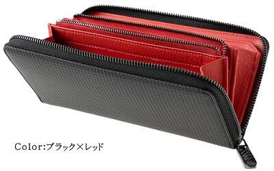 【ノイインテレッセ】長財布(ラウンドファスナー束入)■シャッテン