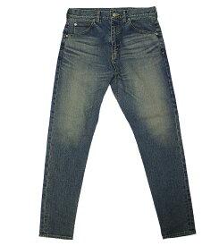 【エフィレボル/.efilevol】Big Front Sarrouel Denim Pants ビッグフロントサルエルデニムパンツ【送料無料】