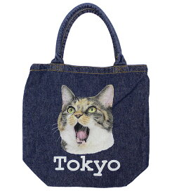 【エフィレボル/.efilevol】Animal Denim Bag アニマルデニムバッグ