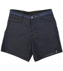 【エフィレボル/.efilevol】Short Denim Pants ショートデニムパンツ【送料無料】