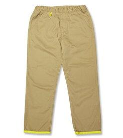 【ポイント20倍】【エフィレボル/.efilevol】Cropped Chino Easy Pants クロップドチノイージーパンツ【送料無料】【p20】