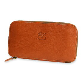【イルビゾンテ IL BISONTE 財布】ラウンドジップ長財布(横型C)[商品番号_54162304140]【送料無料】【あす楽対応】【財布 ファスナー財布 長財布】【o】