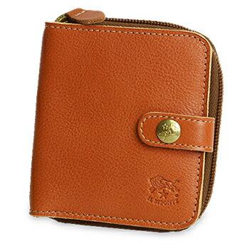 【イルビゾンテ IL BISONTE 財布】2つ折り財布(オールジップコインケース)C[商品番号_54172309440]【送料無料】【あす楽対応】【財布 二つ折り財布】