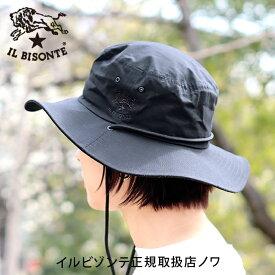 【イルビゾンテ IL BISONTE 雑貨小物】サファリ帽 [商品番号_54212304483]【送料無料】【2021年春夏新作】【あす楽対応】【ファッション小物 帽子】