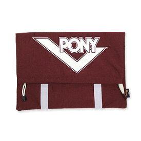 【s20】【ローズバッド/ROSE BUD】PONY PT CORDURA CLATCH BAG ポニープリントコーデュラクラッチバッグ(LR-14208)【送料無料】【あす楽対応】【キャンセル返品交換不可】【let】