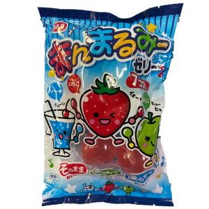 【送料無料】まんまるみーゼリー/ドリンクゼリー/子供のおやつ/イチゴ、青りんご、ソーダ味