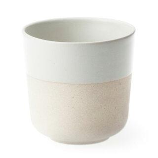 フリーカップ/湯呑/陶磁器/ギフト/梱包(無料)可/贈り物/日本製/多治見/和食器/hiiroくも
