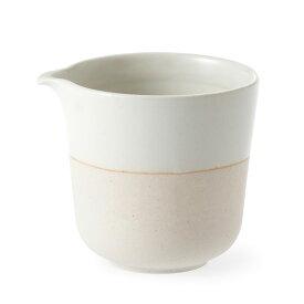 クリーマー 陶器 磁器 ギフト 梱包(無料) 可 贈り物 日本製 国産 多治見 和 食器 hiiro ひいろ くも