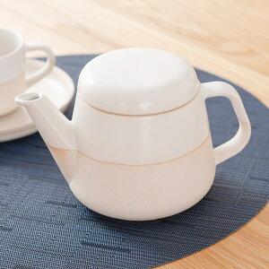 ティーポット 陶器 磁器 ギフト 梱包(無料) 可 贈り物 日本製 国産 多治見 和 食器 hiiro ひいろ くも