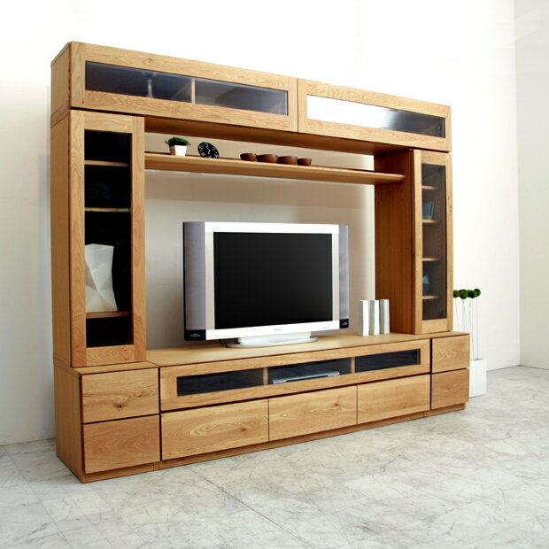 Mass Storage House Fixture Flat Panel TV Stand AV Board Cabinets Make Eco  Spec NALA (nol 191736 190 Ok) AV System Board Natural Wood Oak Solid Wood  Wall ...
