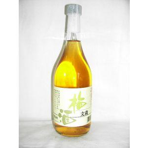 文蔵梅酒 720ml 18度 [木下醸造所 熊本県 梅酒 米焼酎ベース]