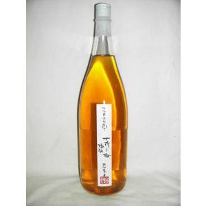 七折小梅梅酒 1800ml 14度 [栄光酒造 愛媛県 梅酒 米焼酎ベース]
