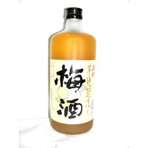 芋焼酎造り 五代梅酒 720ml 12度 [山元酒造 鹿児島県 梅酒 芋焼酎ベース]