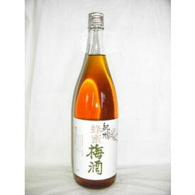 紀州 蜂蜜梅酒 1800ml 12度 [中野BC 和歌山県 梅酒 甲類焼酎ベース 蜂蜜仕込み]