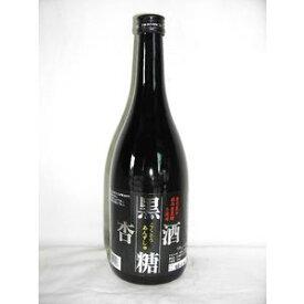 黒糖杏酒 720ml 14度 [麻原酒造 埼玉県 あんずリキュール]