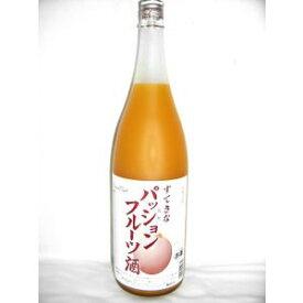 すてきな情熱パッションフルーツ酒 1800ml 7度 [麻原酒造 埼玉県 パッションフルーツリキュール]