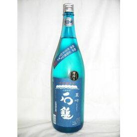 石鎚 吟醸酒 夏吟 1800ml [石鎚酒造 愛媛県 吟醸酒]