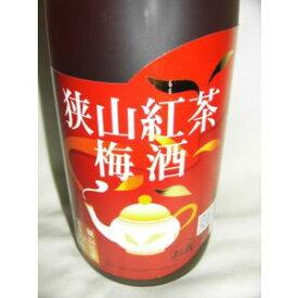 狭山紅茶梅酒 さやまこうちゃ 1800ml 7度 [麻原酒造 埼玉県 焼酎ベース]