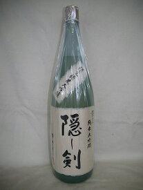 京ひな 純米大吟醸 隠し剣 1800ml [酒六酒造 愛媛県]