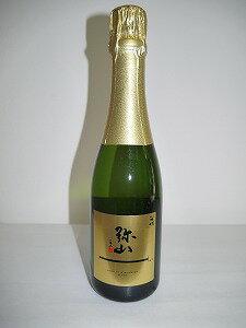酒将 一代 弥山 みせん スパークリング 375ml [中国醸造 広島県]