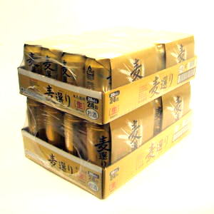 麦選り 350ML&500ML各24本、計48本(ビール系新ジャンル)【送料無料】