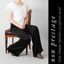 オーガンジー リボンブラウス(bl677)日本製 コーラス・演奏会・オーケストラ・合唱に最適!黒 ブラウス 衣装 ステージ…