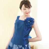バックリボンブラウス[ストラップ幅広タイプ]コーラス衣装セパレートドレス
