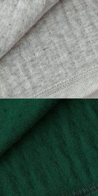 ホットビスケッツ(ミキハウス)接結天竺☆全身ワッペン付き長袖Tシャツ