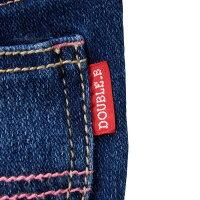 ダブルB(ミキハウス)ポケットに刺繍つき☆ストレッチジーンズ(送料無料)