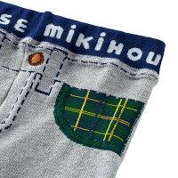 【セール30%OFF】ミキハウスMIKIHOUSEジョガーパンツ風ベビーパンツ【日本製】【メ-ル便可】【キッズ】【ベビー】
