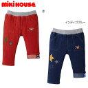 ミキハウス(MIKIHOUSE) 星ワッペン付きプッチーストレッチパンツ 【ベビー】【キッズ】【30%OFFセール】