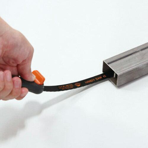 金挽きのこぎり(金切りのこぎり)ハンディソーアルファフィッシュ金属を切断する